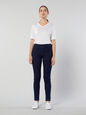 Long Line Dark Indigo Jean